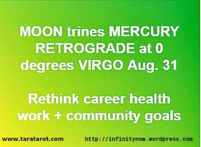 Astrology Horoscope August 31 Tara Greene