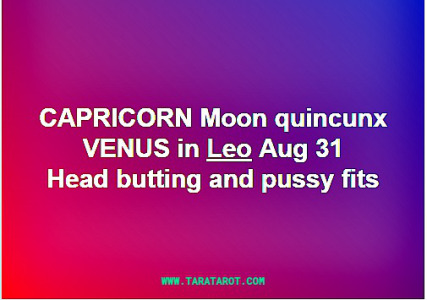 Astrology Aug 31 Tara Greene